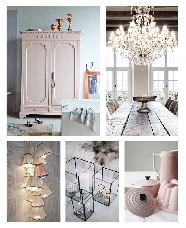 Colour palette is key to creating romantic styled interiors. Dusky pink shades soft purple hues and chalky whites complemented with accents of duck egg ... & Valentine\u0027s... | Blog | Prestigious Textiles