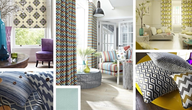 January 2016 fabric collections